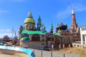 Храм в Казані