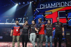 FaZe Clan на StarLadder i-League StarSeries Season 3