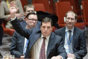 Росія в ООН