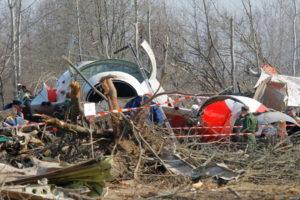 Катастрофа Ту-154 в Смоленську