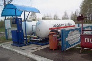 небезпечні газові заправки