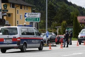 Пограбування банку в Австрії