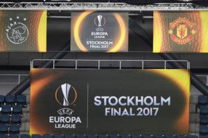 Фінал Ліги Європи 2016/2017 «Аякс»-«Манчестер Юнайтед