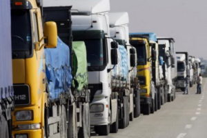У Києві обмежать рух великовагового транспорту