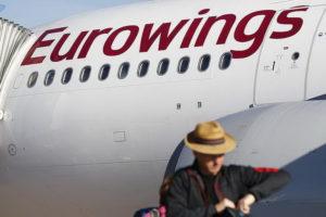 німецький лоукостер Eurowings