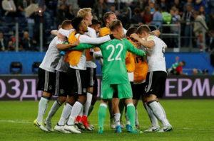 Фінал Кубку Конфедерацій 2017 Чилі-Німеччина