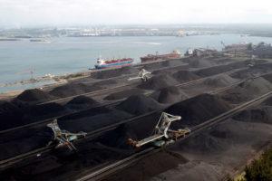 Вугілля з ПАР
