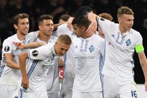 Ліга Європи Динамо-Шкендербеу