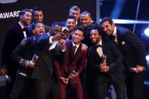 збірна ФІФА 2017
