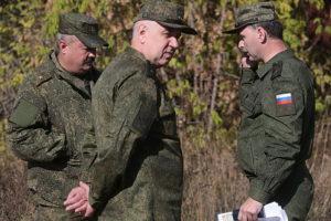 російські військові з СЦКК