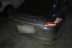 У Києві розстріляли автомобіль футболіста