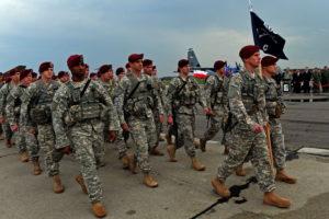 американські військові в Польщі