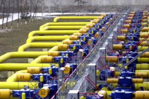 запаси газу в Україні