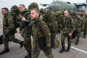 Німецькі військові
