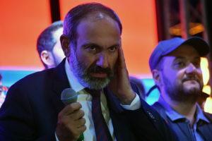Нікол Пашинян