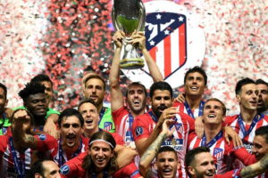Суперкубок УЄФА 2018 Реал-Атлетіко