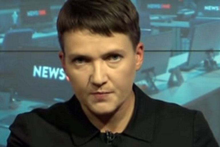 """Савченко закликала Україну """"поділити кордон"""" з Росією"""