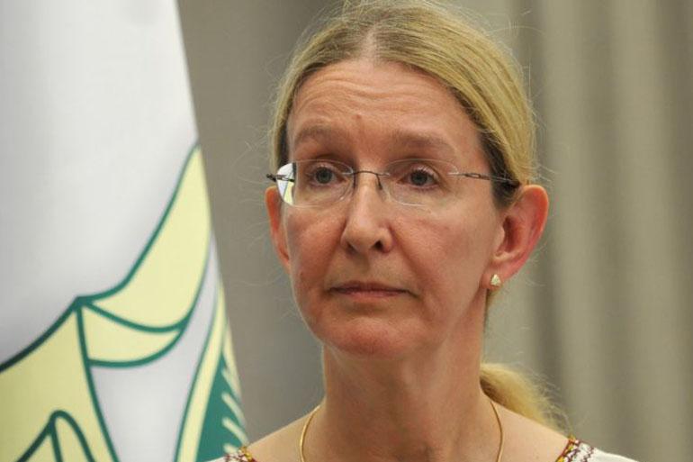 Супрун просить українців проголосувати на виборах