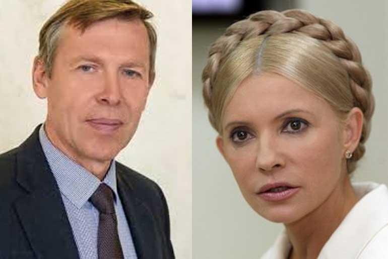 Соболєв впевнений, що Юлія Тимошенко переможе на виборах президента