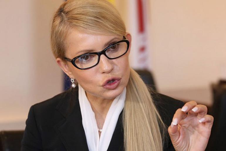 Тимошенко: Ми маємо залучити інтелектуалів до управління країною