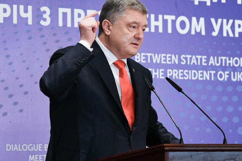 Коломойський і «ПриватБанк»: Порошенко заявив про загрозу великої кризи