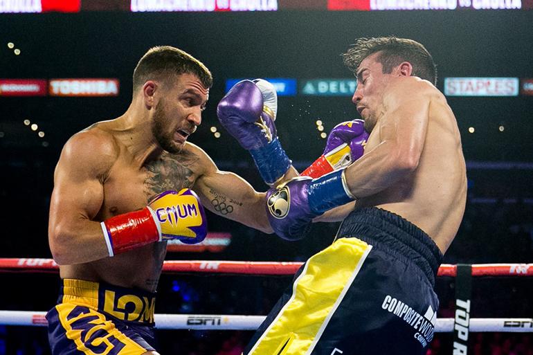 Ломаченка визнано найкращим боксером світу за версією ESPN