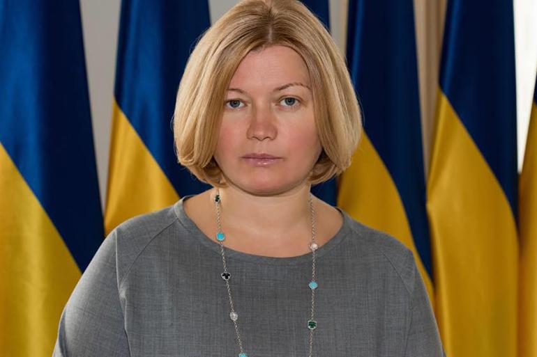 Моряки мають бути звільнення негайно і без всяких передумов чи обмінів, – Ірина Геращенко