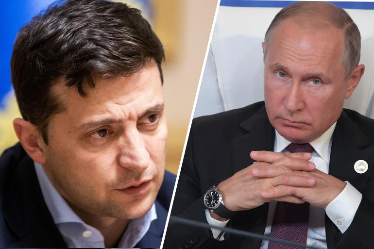 Дмитро Пєсков зробив заяву щодо зустрічі Путіна з Зеленським