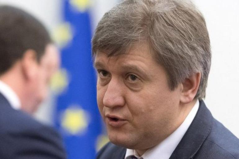 """Олександр Данилюк розповів, чи готує РНБО план """"Б"""" щодо транзиту газу після 1 січня"""
