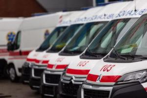 Екстрена медична допомога в Україні