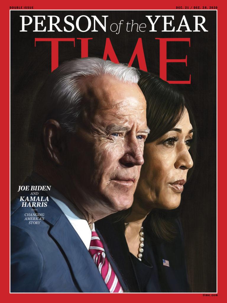 Людина року-2020 за версією Time